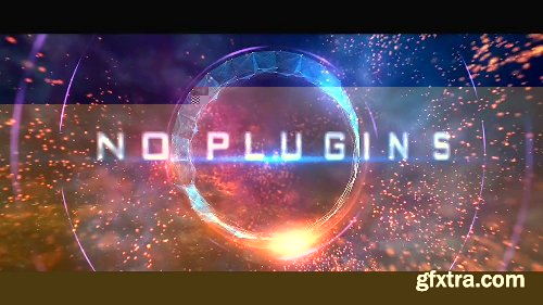 Videohive Cyber TItle Opener 19702301